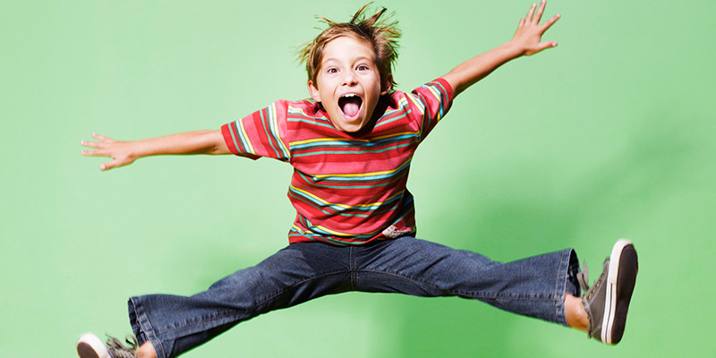 Are your homeschool kids bouncing off the walls?
