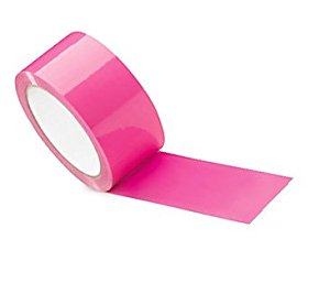 The Curse of the Pink Tape